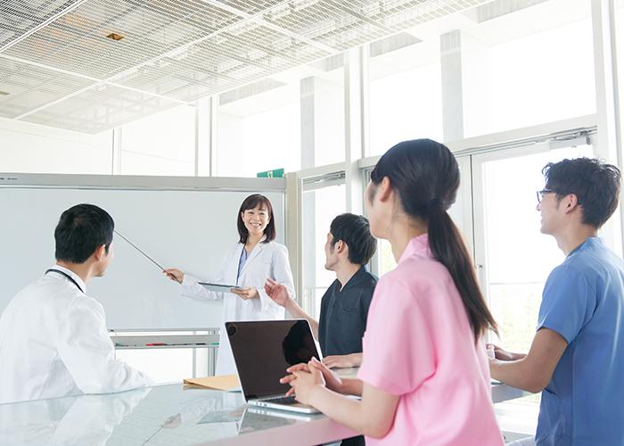 佐賀大学 専門研修をお考えの方 イメージ