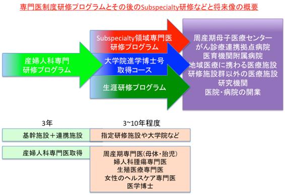 佐賀大学産婦人科研修プログラムの具体例